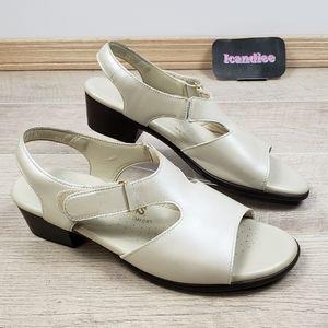 SAS Tripad Comfort Leather Heel Strap Sandals